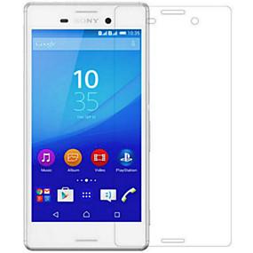 billige Skærmbeskyttelse til Sony-Skærmbeskytter for Sony Sony Xperia Z5 Premium / Sony Xperia Z5 / Sony Xperia XA PVC 1 stk Skærmbeskyttelse Spejl