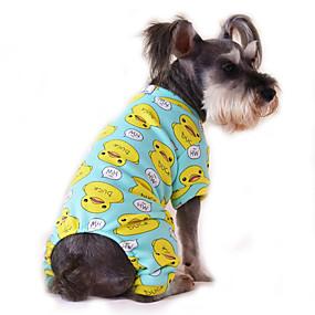 0cdc84d7a96c Χαμηλού Κόστους Ρούχα και αξεσουάρ για γάτες-Γάτα Σκύλος Φόρμες Πυτζάμες  Ρούχα για σκύλους Κινούμενα
