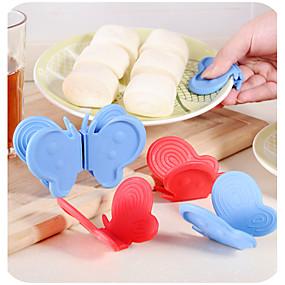 ieftine Ustensile Bucătărie & Gadget-uri-Silicon Other -Izolate termic Instrumente pentru ustensile de bucătărie Other