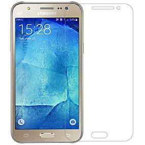 halpa Samsung suojakalvot-Näytönsuojat varten Samsung Galaxy J5 (2016) PET Näytönsuoja Tahraantumaton