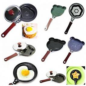 ieftine Ustensile Bucătărie & Gadget-uri-MetalPistol Tăvi și prăjituri pentru prăjituri Bucătărie Gadget creativ Instrumente pentru ustensile de bucătărie Pentru ustensile de gătit 6pcs