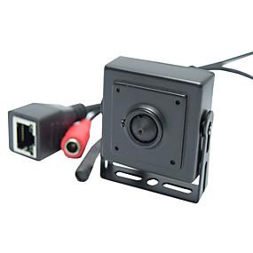 baratos Segurança-HQCAM 1.3 mp Câmera IP Interior Apoio, suporte 32 GB / Mini / Com Fio / CMOS / iPhone OS / Android