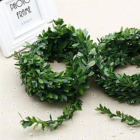 ieftine Casă & Grădină-Flori artificiale 1 ramură Pastoral Stil Plante Față de masă flori