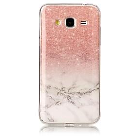 voordelige Galaxy J5(2017) Hoesjes / covers-hoesje Voor Samsung Galaxy J7 (2016) J5 (2016) IMD Patroon Achterkantje Marmer Zacht TPU voor J7 (2016) J7 J5 (2016) J5 (2017) J5 J3 J3