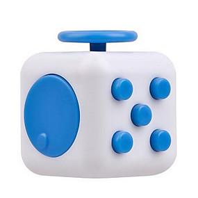olcso Játékok & hobbi-Fidget Toys Fidget Cube Stresszoldó Játékok Négyzet Szilikongumi Darabok Uniszex Ajándék