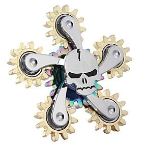 olcso Játékok & hobbi-Stresszoldó pörgettyűk Kézi Spinner Búgócsiga Focus Toy Újdonság Sárgaréz cink ötvözet Darabok Gyermek Felnőttek Uniszex Fiú Lány Játékok Ajándék