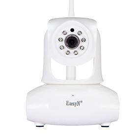 tanie Bezpieczeństwo-EasyN 147T 2 mp Kamera IP w pomieszczeniach Wsparcie 128 GB sol / PTZ / Przewodowa / CMOS / Bezprzewodowy / 50