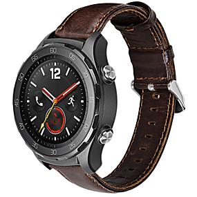 cheap HOCO-HOCO Watch Band for Huawei Watch 2 Huawei Classic Buckle Leather Wrist Strap