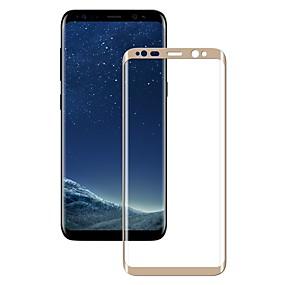 halpa Samsung suojakalvot-XIMALONG Näytönsuojat varten Samsung Galaxy S8 Plus Karkaistu lasi 1 kpl Koko laitteen suoja 2,5D pyöristetty kulma / Räjähdyksenkestävät / Naarmunkestävä