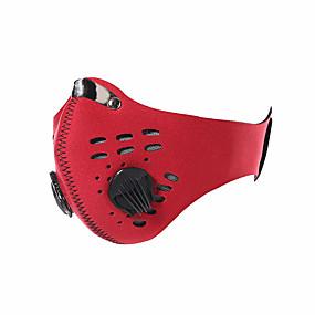 0656f48bd17b Χαμηλού Κόστους Αθλητικά ρούχα-Αθλητική μάσκα Μάσκα Προσώπου Ποδηλασία  Ποδήλατο   Ποδηλασία Μαύρο Κόκκινο Μπλε