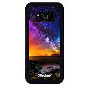halpa Galaxy S -sarjan kotelot / kuoret-Etui Käyttötarkoitus Samsung Galaxy Kuvio Takakuori Scenery Pehmeä TPU varten S8 Plus / S8 / S7 edge