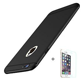Недорогие Супер распродажа-Кейс для Назначение Apple iPhone 8 / iPhone 8 Plus Матовое Кейс на заднюю панель Однотонный Мягкий ТПУ для iPhone X / iPhone 8 Pluss / iPhone 8