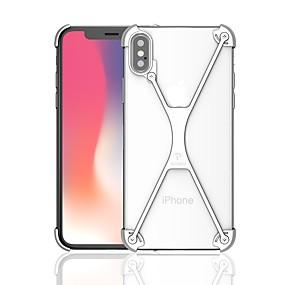 olcso iPhone tokok-Apple iphone xr xs xs max ütésálló lökhárító páncél páncél kemény fém iphone x 8 8 plus 7 7plus 6s 6s plus se 5 5s