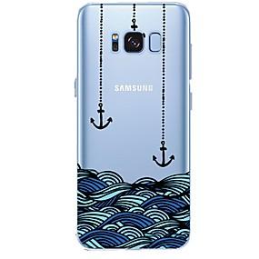 voordelige Galaxy S7 Hoesjes / covers-hoesje Voor Samsung Galaxy Patroon Anker Zacht