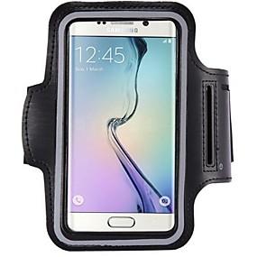 halpa Galaxy S -sarjan kotelot / kuoret-Etui Käyttötarkoitus Samsung S9 / S8 Vedenkestävä / Urheilukäsivarsinauha / Käsivarsinauha Suojakuori Yhtenäinen Pehmeä Muovi varten S9 / S8 / S7 edge
