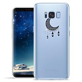 voordelige Galaxy S7 Hoesjes / covers-hoesje Voor Samsung Galaxy S8 Plus / S8 / S7 edge Patroon Achterkant Cartoon Zacht TPU