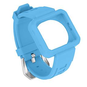 저렴한 Fitbit 밴드 시계-시계 밴드 용 Fitbit Blaze 핏빗 스포츠 밴드 실리콘 손목 스트랩