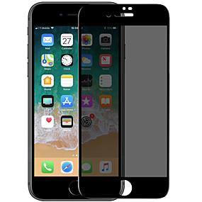 halpa iPhone 8 -suojakalvot-nillkin näytönsuoja apple iphone 8 karkaistu lasi 1 kpl koko kehon näytönsuoja 3d kaareva reunus / yksityisyys anti vakooja / anti häikäisyä