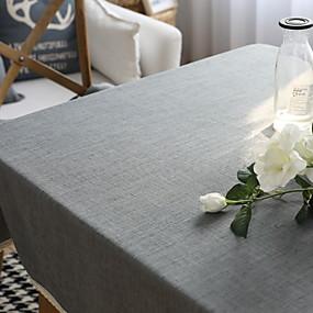 ieftine Fețe de masă-Contemporan Pătrat Fețe de masă Geometric Decoratiuni de tabla 1 pcs