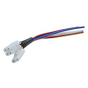 billige Dele til Motorcykel & ATV-cdi kabel ledning stik til gy6 4 slag 125 150cc moped scooter atv go kart
