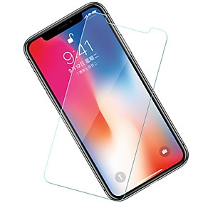 cheap Daily Deals-Screen Protector for Apple iPhone X Tempered Glass 1 pc Front Screen Protector 9H Hardness / Explosion Proof