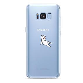 halpa Galaxy S -sarjan kotelot / kuoret-Etui Käyttötarkoitus Samsung Galaxy S9 Plus / S9 Kuvio Takakuori Eläin Pehmeä TPU varten S9 / S9 Plus / S8 Plus
