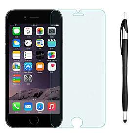 halpa iPhone 8 -suojakalvot-Näytönsuojat varten Apple iPhone 8 / iPhone 7 Karkaistu lasi 1 kpl Näytönsuoja / Etu & kameran linssisuoja Teräväpiirto (HD) / 9H kovuus / Sinisen valon esto