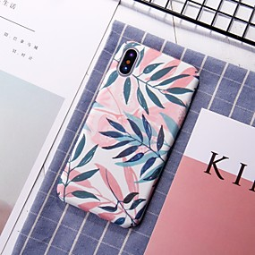 tanie Etui do iPhone-Kılıf Na Jabłko iPhone XR / iPhone XS Max Wzór Osłona tylna Drzewo Twardość PC na iPhone XS / iPhone XR / iPhone XS Max