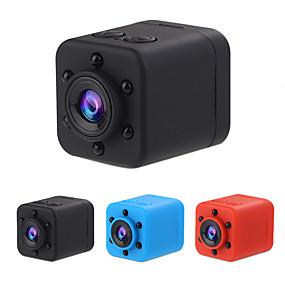 voordelige Bewaking & Beveiliging-hd bewakingscamera's micro home nachtzicht mini-camera's sterke magnetische adsorptie installatie ccd gesimuleerde camera / ir camera
