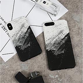 billige Apple-tilbehør-etui til Apple iPhone xr xs xs max mønster bagcover marmor hard pc til iphone x 8 8 plus 7 7plus 6s 6s plus se 5 5s