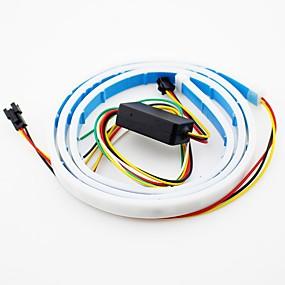 voordelige Auto-achterverlichting-SO.K 1 Stuk Automatisch Lampen 3 W SMD 5050 200 lm 72 LED Richtingaanwijzerlicht / Werklamp / Achterlicht Voor Universeel Alle jaren