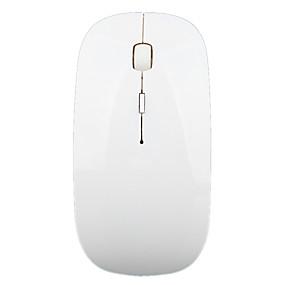 tanie Myszki i klawiatury-LITBest ultra slim Bezprzewodowy bluetooth Optyczny biuro Mysz 1600 dpi 3 regulowane poziomy czułości 3 pcs Klawiatura