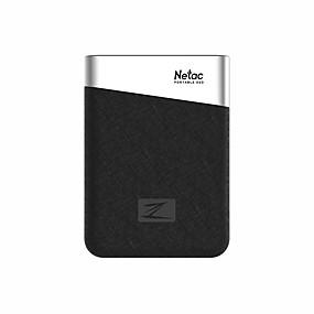 Χαμηλού Κόστους Εξωτερικοί σκληροί δίσκοι-Netac 960GB USB 3.1 / Τύπος-C Z6