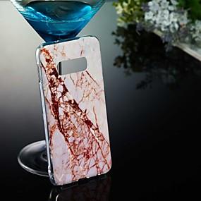 Χαμηλού Κόστους Θήκες / Καλύμματα Galaxy S Series-tok Για Samsung Galaxy S9 Plus / S8 Με σχέδια Πίσω Κάλυμμα Μάρμαρο Μαλακή TPU για S9 / S9 Plus / S8 Plus