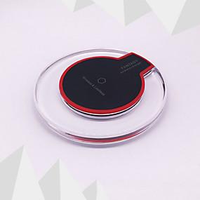 billige Trådløse opladere-qi usb trådløs oplader 5v 1a til samsung s10 s9 s8 plus note 8 9 iphone x xr xs max / iphone 8 plus / iphone 8