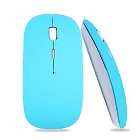Χαμηλού Κόστους Ποντίκια και πληκτρολόγια-LITBest V1 Ασύρματο 2.4G Οπτικό Gaming Mouse Φως LED 1600 dpi 2 Ρυθμιζόμενα επίπεδα DPI 3 pcs Κλειδιά 2 προγραμματιζόμενα πλήκτρα