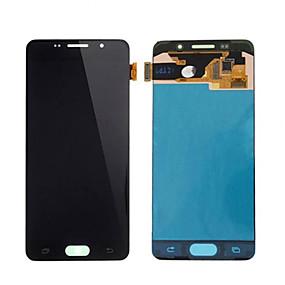 billige Reparationsværktøj og reservedele-til Samsung Galaxy a3 2016 a310 a310f a310h a310m lcd display berøringsskærm digitizer samling med reparationsværktøjer