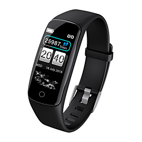 cheap Smart Wristbands-Kimlink V8 Women Smart Bracelet Smartwatch Android iOS Bluetooth Smart Sports Waterproof Heart Rate Monitor Blood Pressure Measurement Pedometer Call Reminder Sleep Tracker Sedentary Reminder Find My
