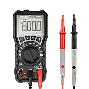 halpa Päivittäistarjoukset-MESTEK DM90 Digitaalinen yleismittari / Muut mittauslaitteet 60mV-600V Kevyt / Mukava / Mittaus
