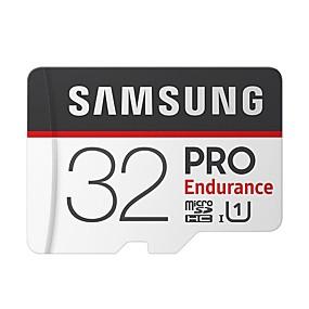 economico Accessori per PC e Tablet-SAMSUNG 32GB TF Micro SD Card scheda di memoria Class10 PRO Endurance U1 4K 100MB/s
