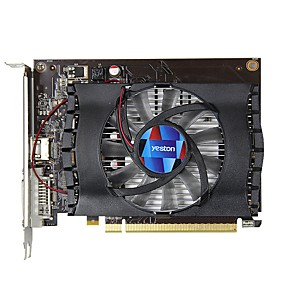 cheap Computer Components-YESTON Video Graphics Card GT1030 1468 MHz 6008 MHz 2 GB / 64 bit GDDR5