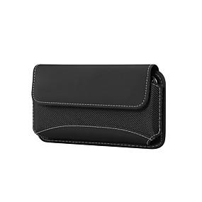 halpa iPhone kotelot-5,5 / 6,9 tuuman kotelo universaaliselle kortinpitimen vyötärökassille / vyötäröpakkaukselle kiinteä värillinen kova oxford-kangas
