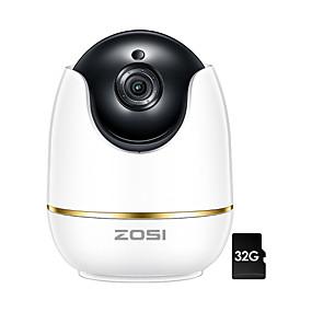 billige Babyalarmer-zosi wifi ip kamera 1080p trådløs mini cctv p2p kamera baby monitor sikkerhed p / t micro sd kort kamera gratis ios& android app indendørs ir-cut nattesyn