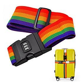 economico Accessori da viaggio-Borsa da viaggio / Fascia elastica per valigia / Fibbia della cintura di sicurezza Regolabile / Duraturo Nylon 200*5 cm cm