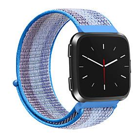 povoljno Remenje za Fitbit satove-Pogledajte Band za Fitbit Versa / Fitbit Versa Lite Fitbit Sportski remen Najlon Traka za ruku