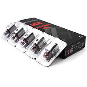 billige Damptilbehør-OEM OCC COIL 0.5 Ω 5 stk Prebuilt Coil Vape Elektronisk cigaret for Voksen