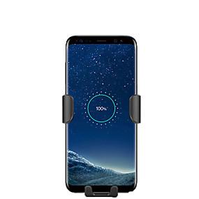voordelige Autoladers-10w qi draadloze snellader auto mount houder staan voor iphone xs max samsung s9