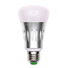 levne LED Smart žárovky-AcStar 1 sada 7 W LED chytré žárovky 500 lm E26 / E27 22 LED korálky SMD 5730 Kontrola APP Smart Stmívatelné RGBW 85-265 V