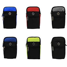 halpa iPhone kotelot-6 tuuman kotelo yleiskorttikotelon pussin pussiin, kiinteä, pehmeä nailon / polyesteri