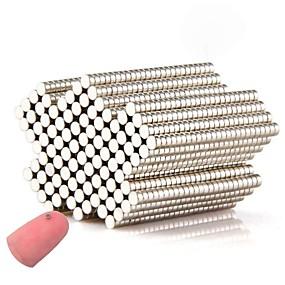 olcso Játékok & hobbi-250 pcs Mágneses játékok Super Strong ritkaföldfémmágnes Mágneses Mágneses matrica Mini Játékok Ajándék